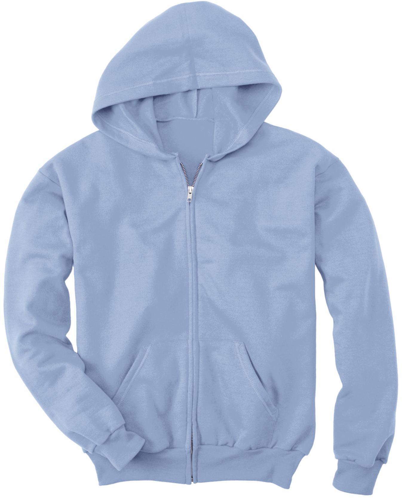 Hanes zip up hoodie