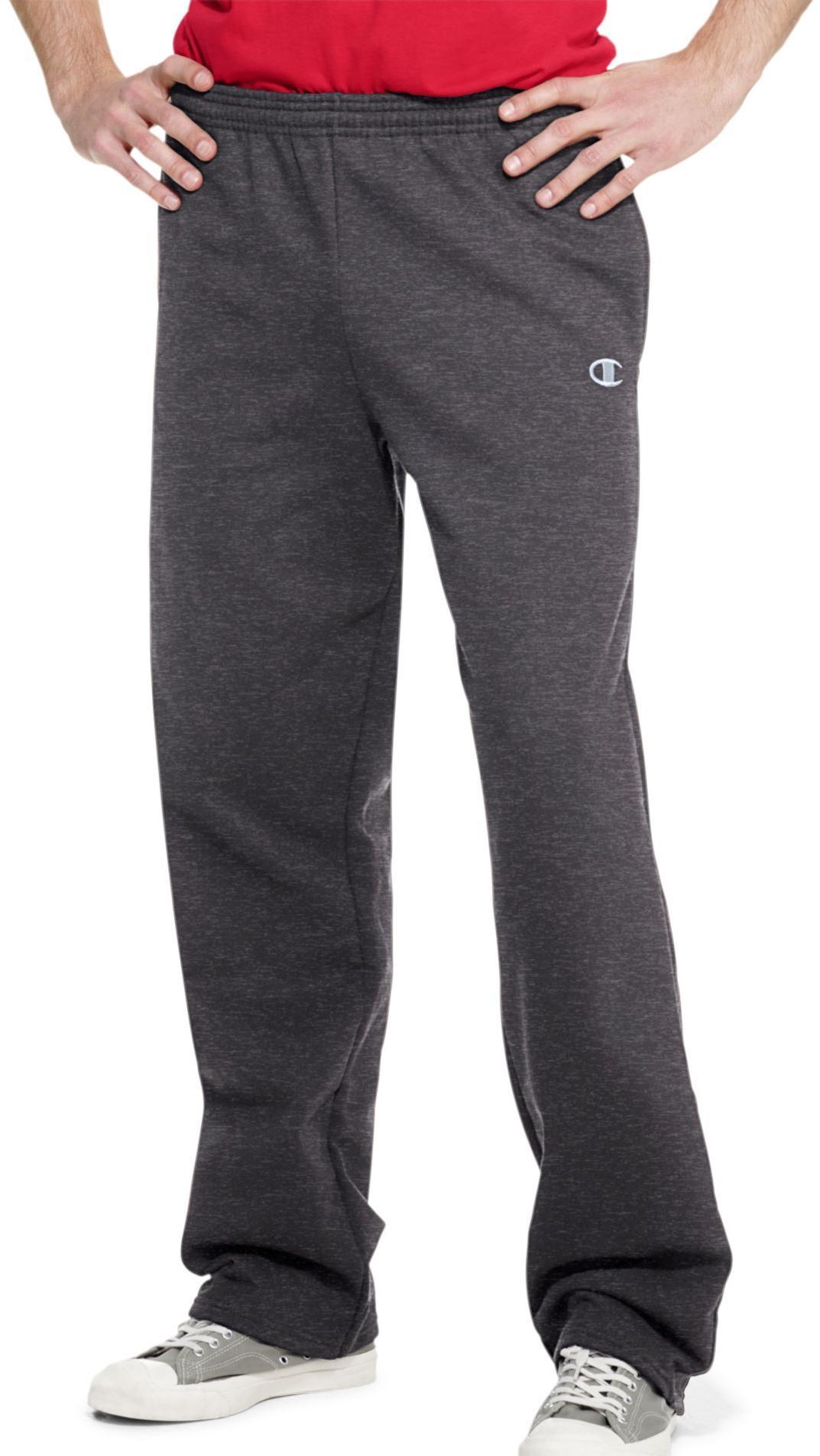CHAMPION Eco Fleece Open-Hem Men's Sweatpants